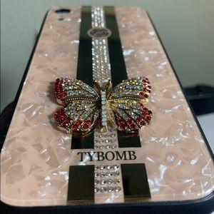 Luxury creative IPhone case